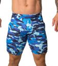 Mainstream-Military-Shorts-Blue-Front